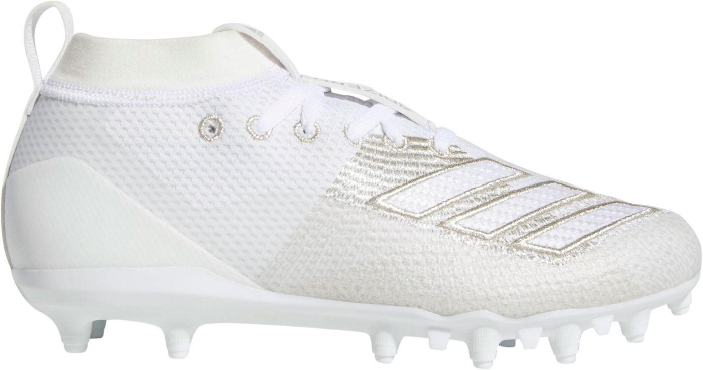 adidas Kids' adizero 8.0 Burner Football Cleats