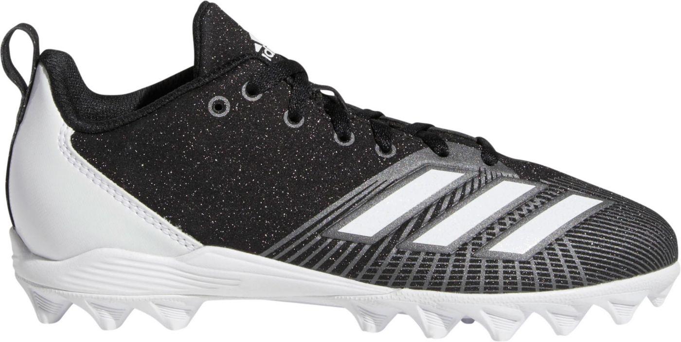 adidas Kids' adizero Spark MD Football Cleats