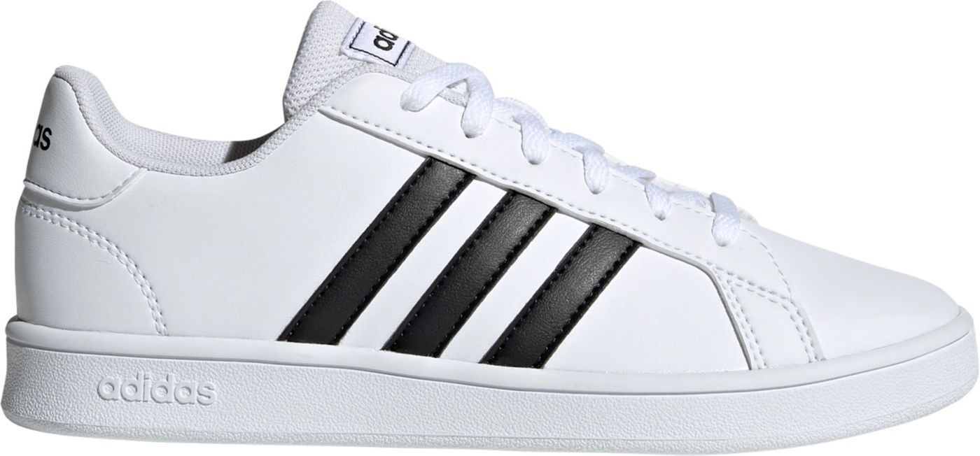 adidas Kids' Grade School Grand Court Shoes