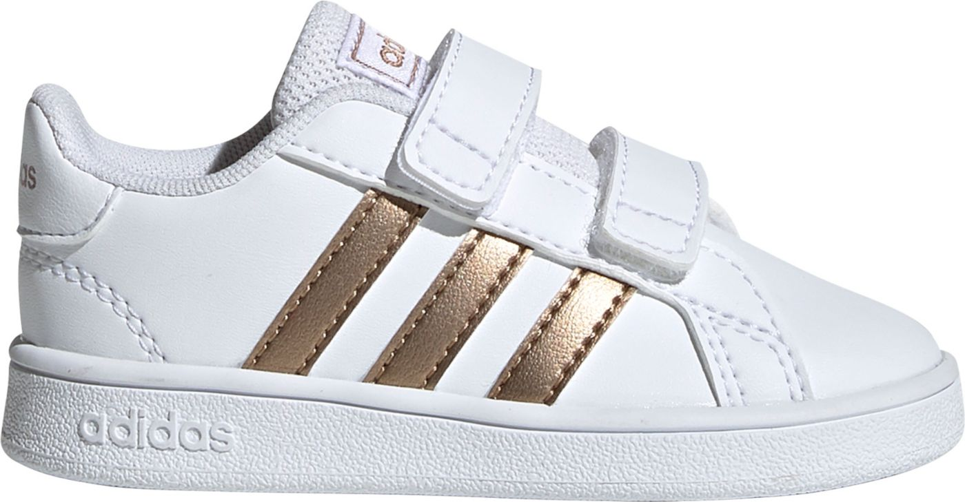 adidas Toddler Grand Court Shoes