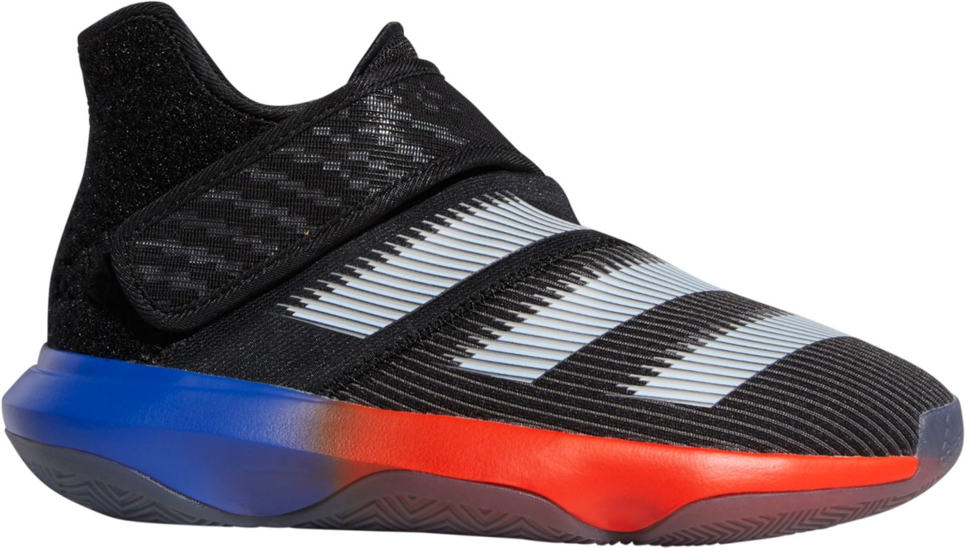 adidas Kids' Grade School Harden B/E 3 Basketball Shoes