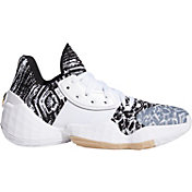 adidas Kids' Grade School Harden Vol. 4 Basketball Shoes
