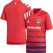 adidas Youth FC Dallas '20 Primary Replica Jersey