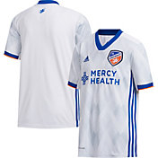 adidas Youth FC Cincinnati '20 Secondary Replica Jersey
