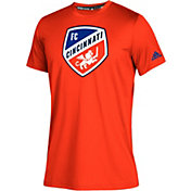 adidas Youth FC Cincinnati Squad Orange T-Shirt