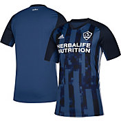 adidas Youth Los Angeles Galaxy Secondary Replica Jersey