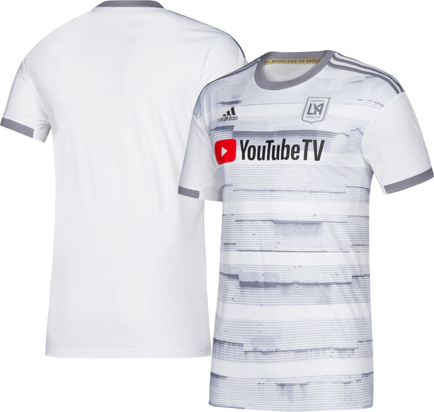 adidas Youth Los Angeles FC Secondary Replica Jersey