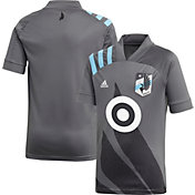 adidas Youth Minnesota United FC '20 Primary Replica Jersey