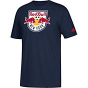 adidas Youth New York Red Bulls Squad Navy T-Shirt