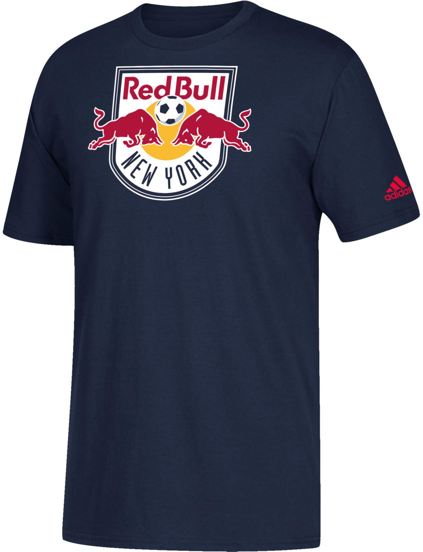 adidas Youth New York Red Bulls Squad Navy T-Shirt