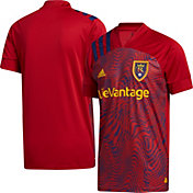 adidas Youth Real Salt Lake '20 Primary Replica Jersey