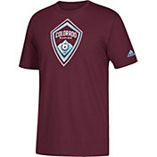 adidas Youth Colorado Rapids Squad Maroon T-Shirt