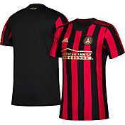 adidas Youth Atlanta United Primary Replica Jersey