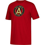 adidas Youth Atlanta United Squad Red T-Shirt