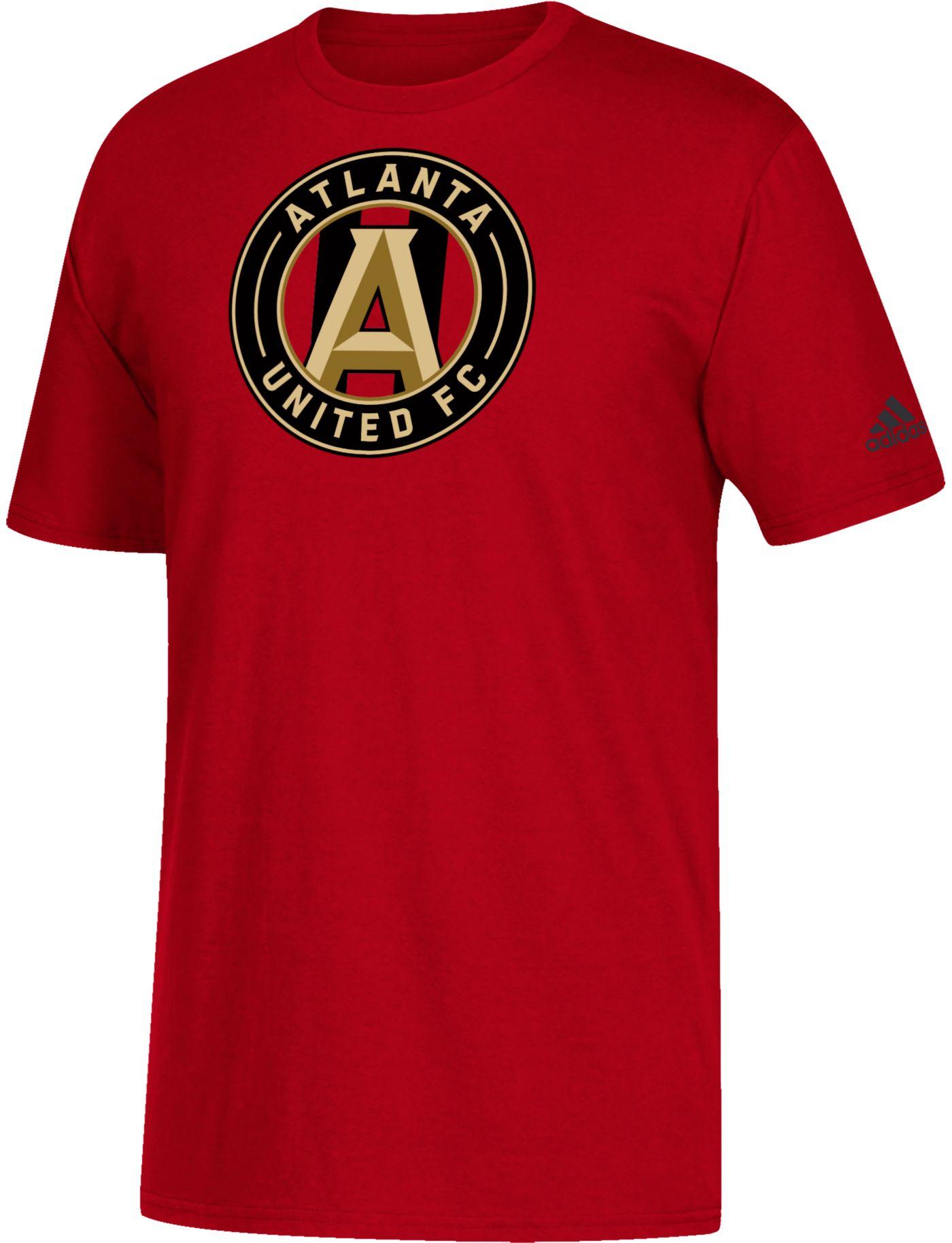 adidas Youth Atlanta United Squad Red T-Shirt