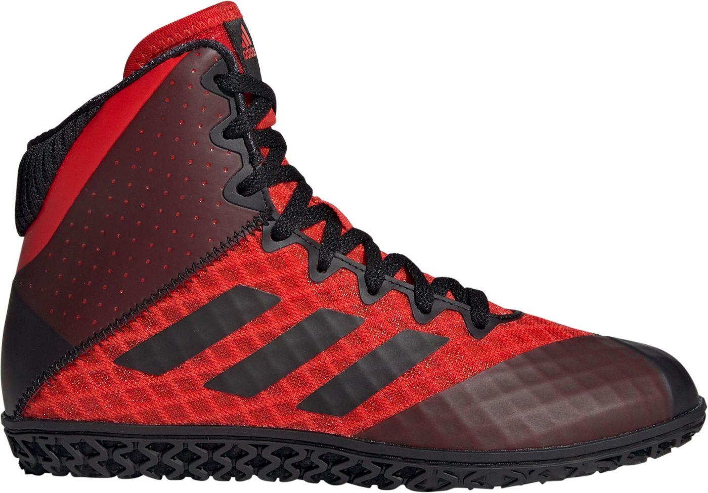 adidas Kids' Mat Wizard 4 Wrestling Shoes