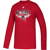 adidas Youth NC State Wolfpack Red Playmaker Amplifier T-Shirt