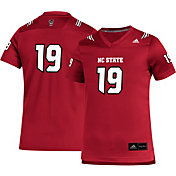 adidas Youth NC State Wolfpack #19 Red Replica Football Jersey