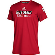 adidas Youth Rutgers Scarlet Knights Scarlet Chromed Up Performance T-Shirt