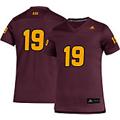 adidas Youth Arizona State Sun Devils #19 Maroon Replica Football Jersey