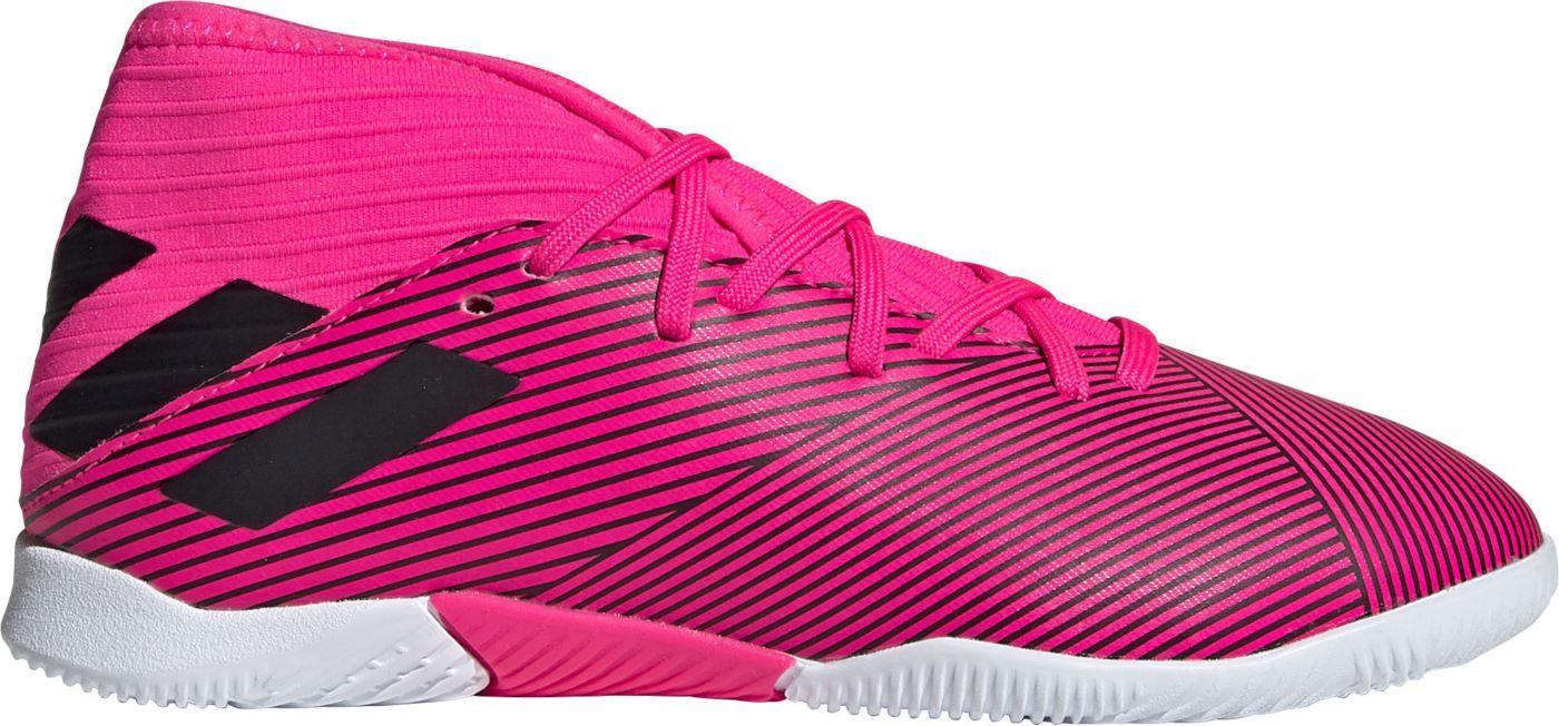 adidas Kids' Nemeziz 19.3 Indoor Soccer Shoes