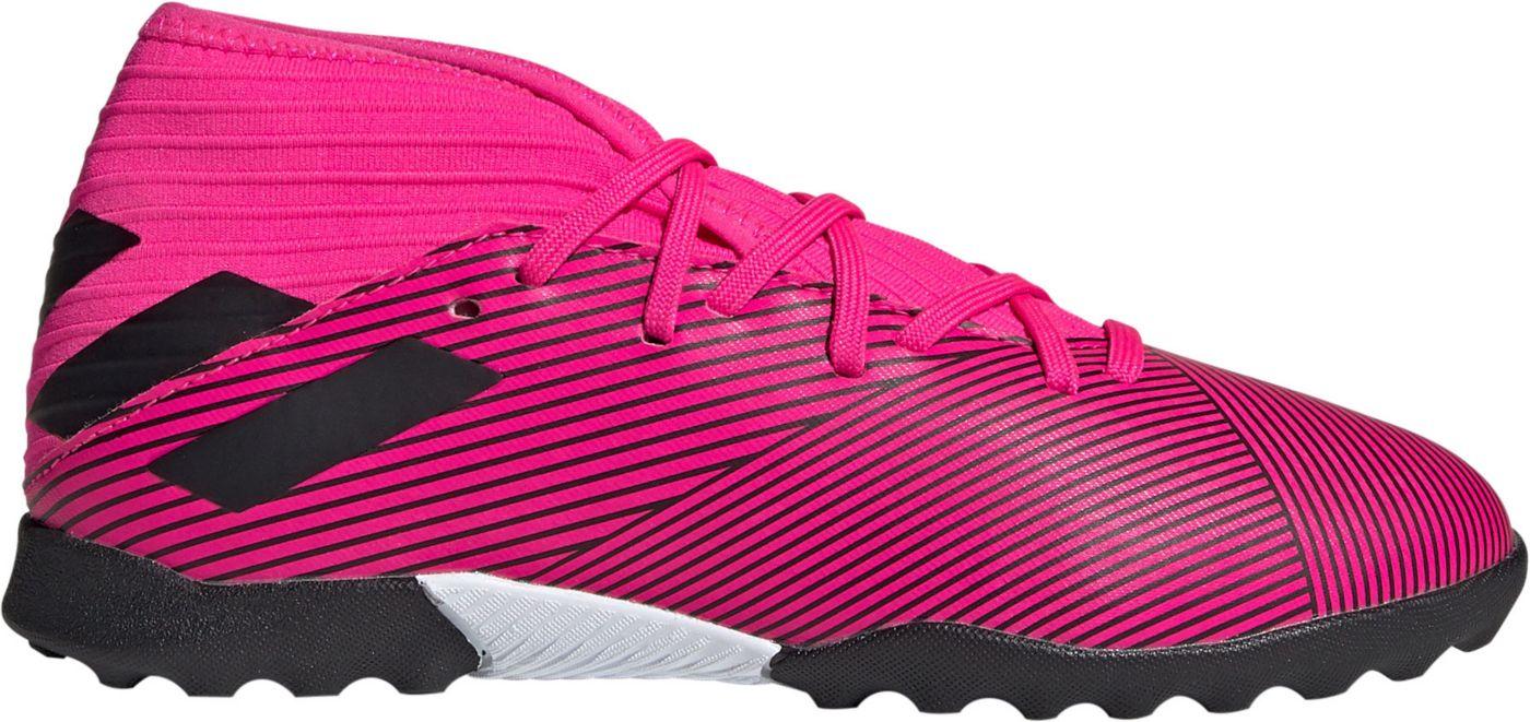 adidas Kids' Nemeziz 19.3 Turf Soccer Cleats
