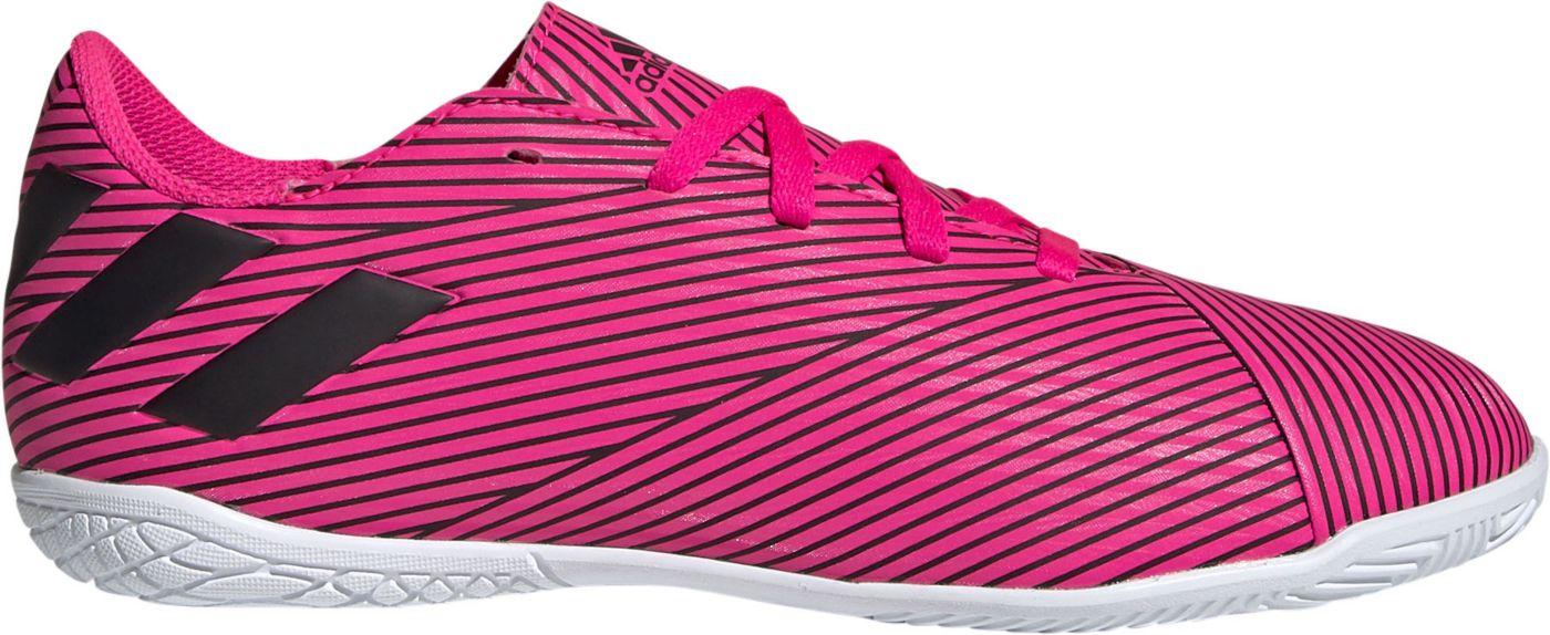 adidas Kids' Nemeziz 19.4 Indoor Soccer Shoes