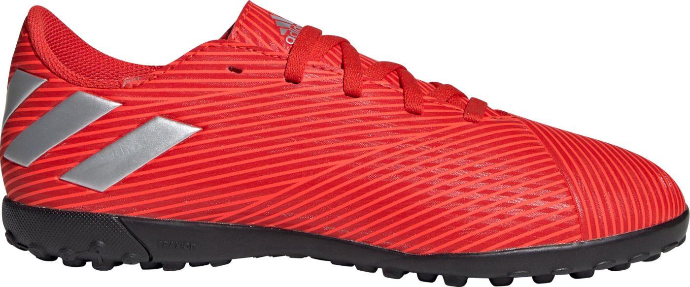 adidas Kids' Nemeziz 19.4 Turf Soccer Cleats