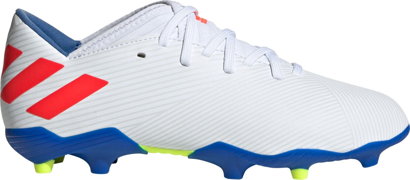 adidas Kids' Nemeziz Messi 19.3 FG Soccer Cleats