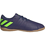 adidas Kids' Nemeziz Messi 19.4 Indoor Soccer Shoes