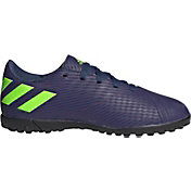 adidas Kids' Nemeziz Messi 19.4 Turf Soccer Cleats