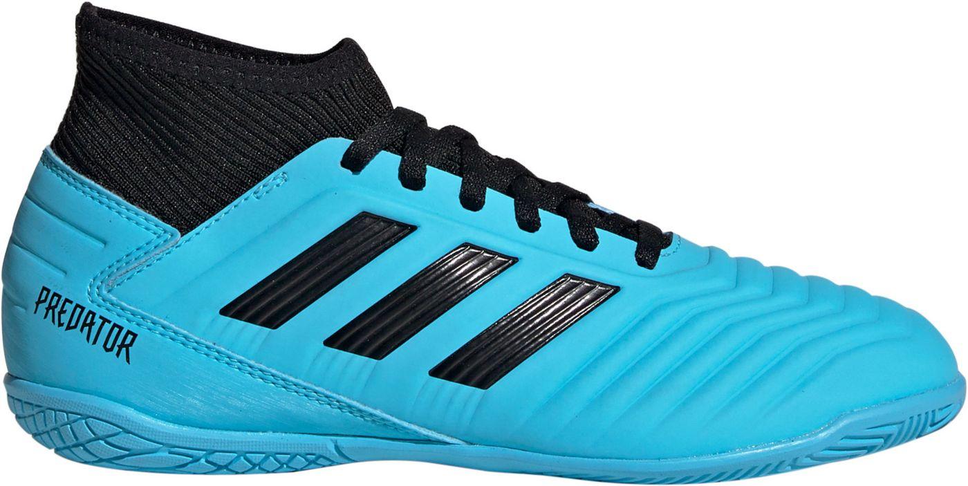 adidas Kids' Predator Tango 19.3 Indoor Soccer Shoes