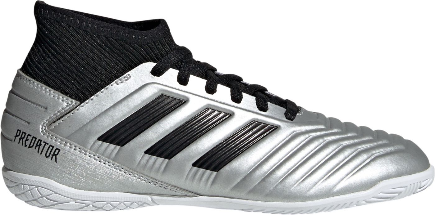 adidas Kids' Predator Tango 19.3 Indoor Soccer Shoes
