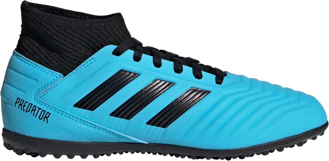 6bcdbb49 adidas Kids' Predator Tango 19.3 Turf Soccer Cleats