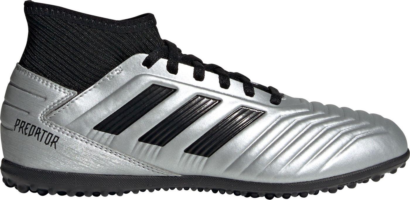 adidas Kids' Predator Tango 19.3 Turf Soccer Cleats