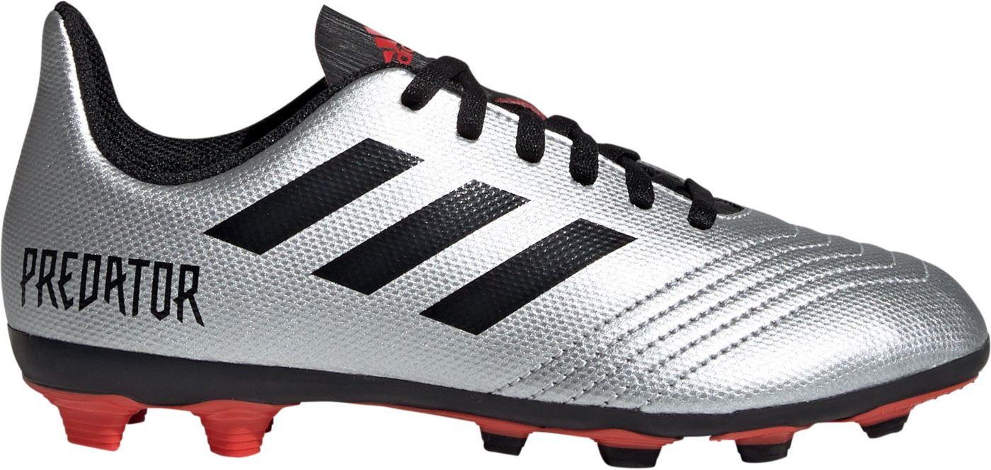 adidas Kids' Predator 19.4 FXG Soccer Cleats