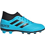 adidas Kids' Predator 19.4 S FXG Soccer Cleats