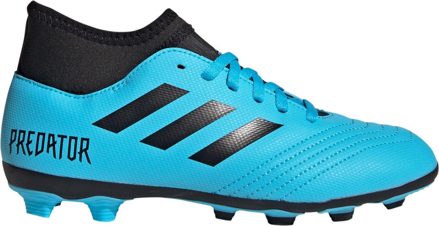 adidas Kids' Predator 19.4 S FXG Soccer Cleats