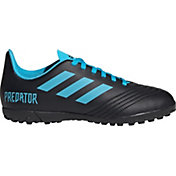 adidas Kids' Predator 19.4 Turf Soccer Cleats