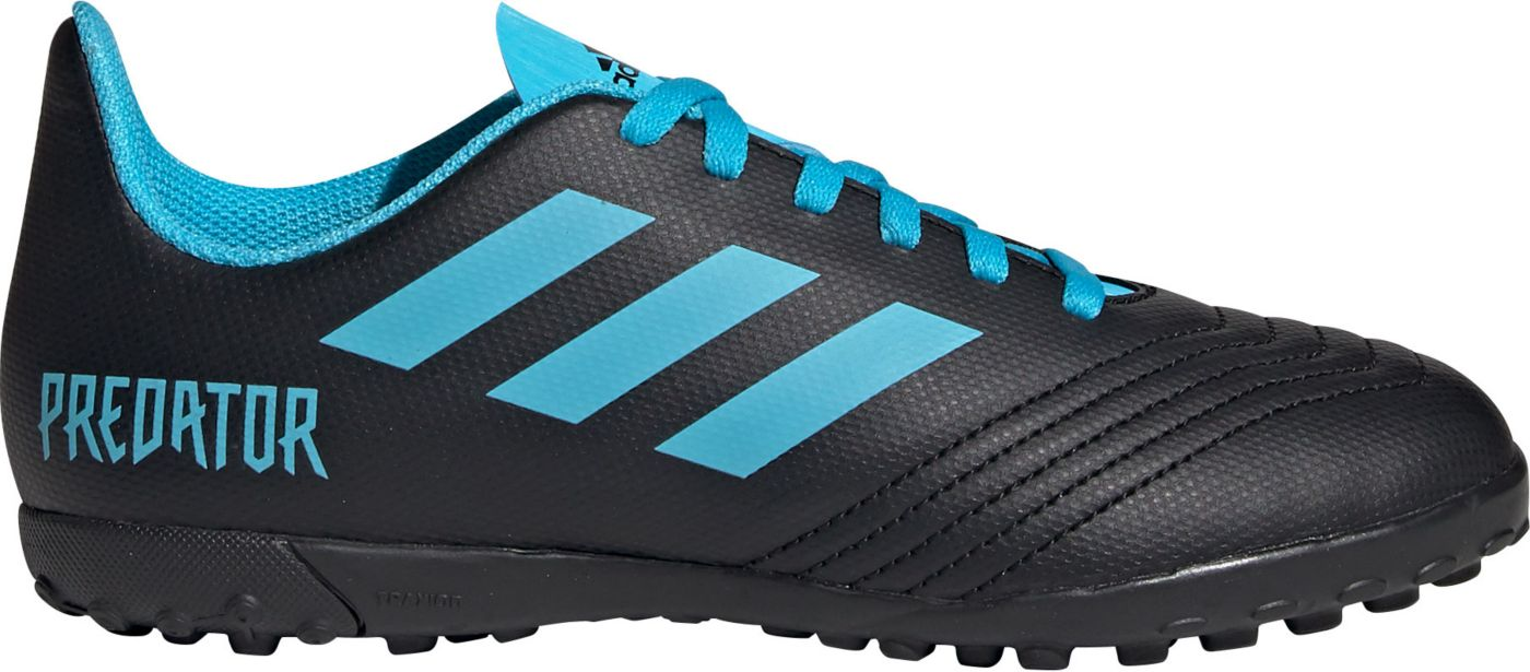adidas Kids' Predator 19.4 Turf Soccer Cleats