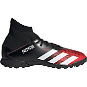 adidas Kids' Predator 20.3 Turf Soccer Cleats