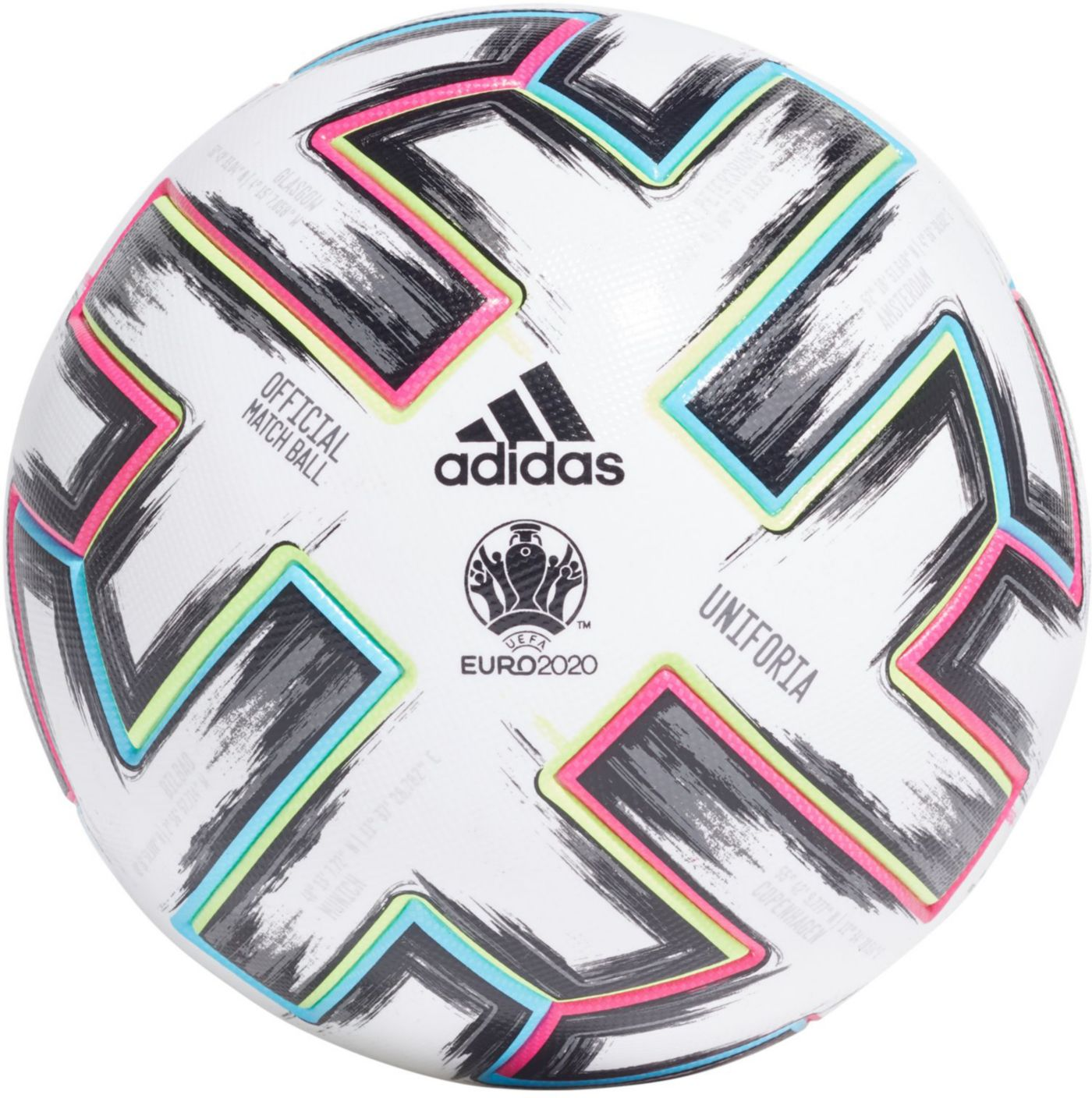 adidas Euro 2020 Uniforia League Soccer Ball