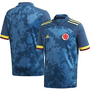 adidas Youth Colombia '19 Stadium Away Replica Jersey
