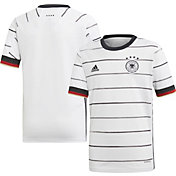 adidas Youth Germany 2020 Stadium Home Replica Jersey