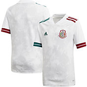 adidas Youth Mexico '20 Away Replica Jersey