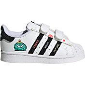 adidas Kids' Toddler Superstar Shoes