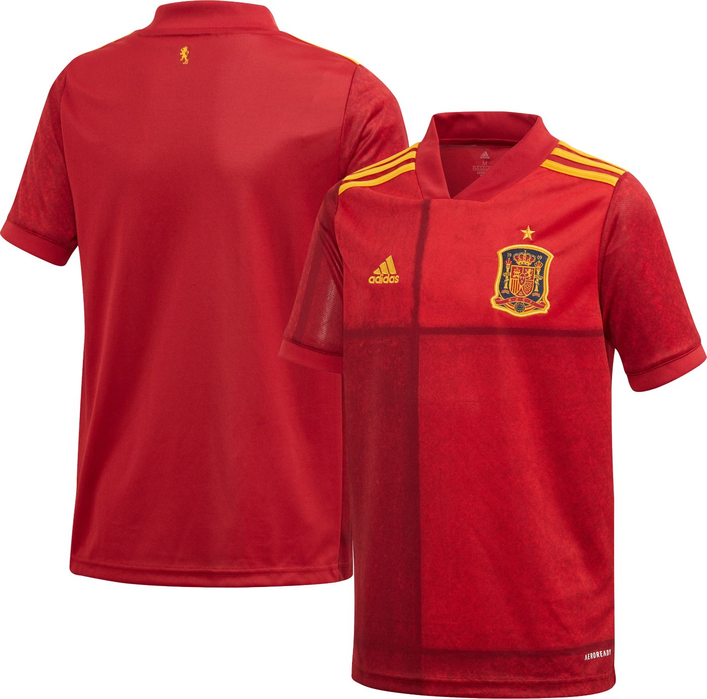 adidas Youth Spain '19 Stadium Home Replica Jersey