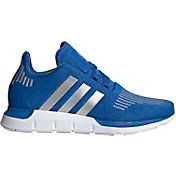 adidas Originals Kids' Grade School Metallic Swift Run Shoes