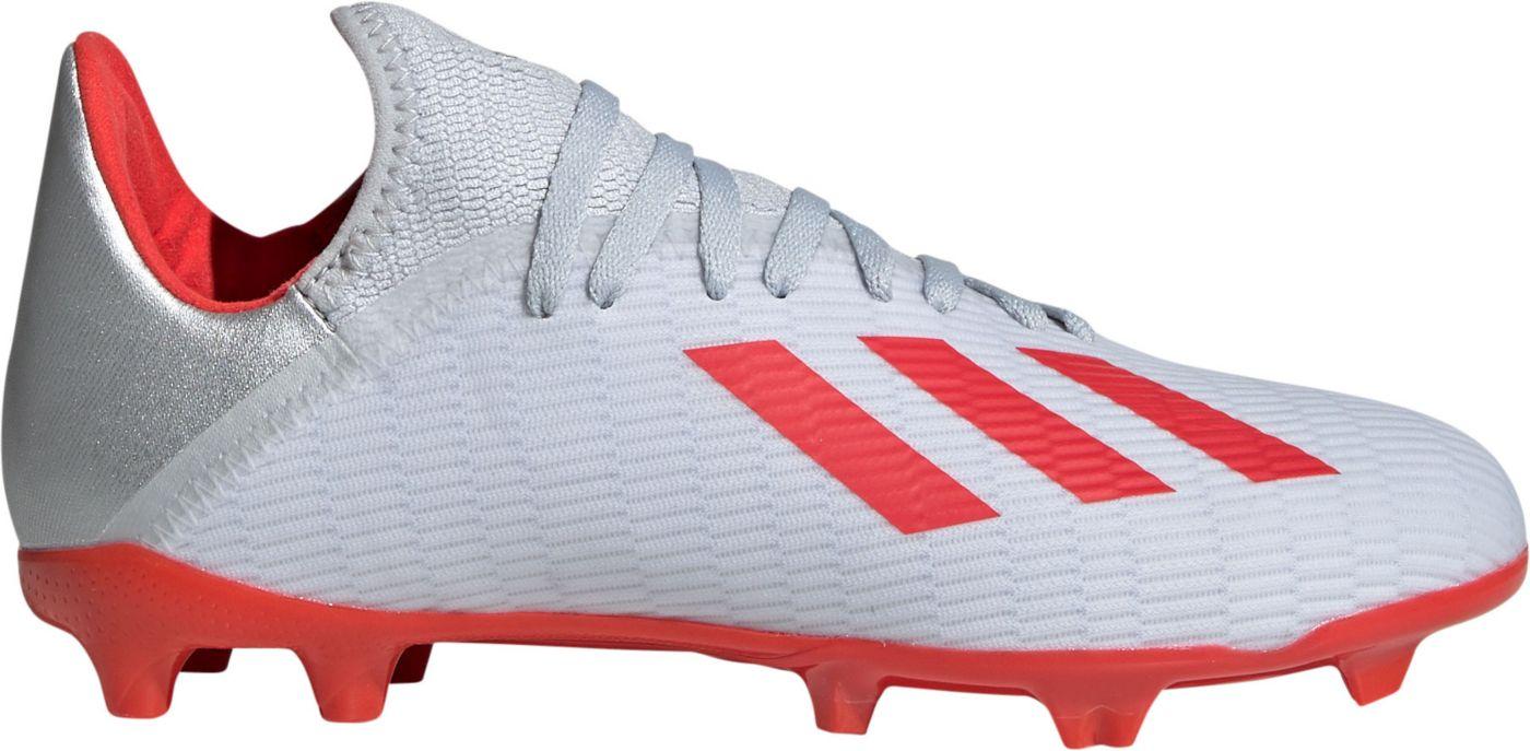 adidas Kids' X 19.3 FG Soccer Cleats