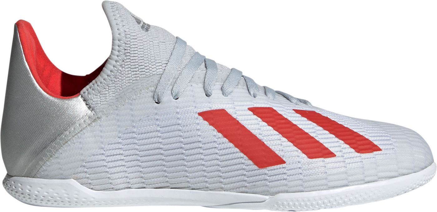 adidas Kids' X 19.3 Indoor Soccer Shoes